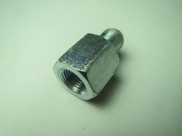 M10 x 1.5 Female thread 3//8-24 Male thread Thread adapter