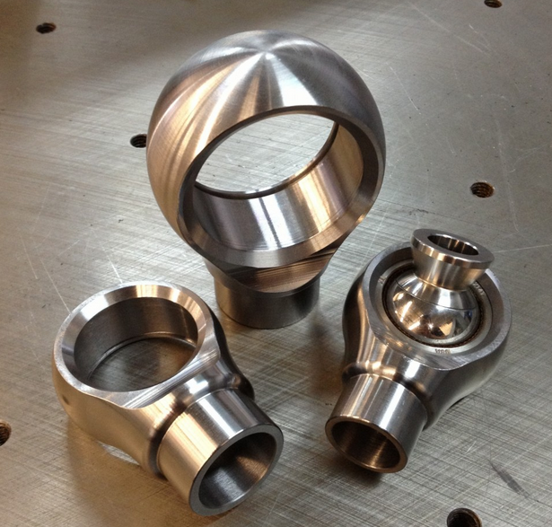UNIBALL TUBE ENDS