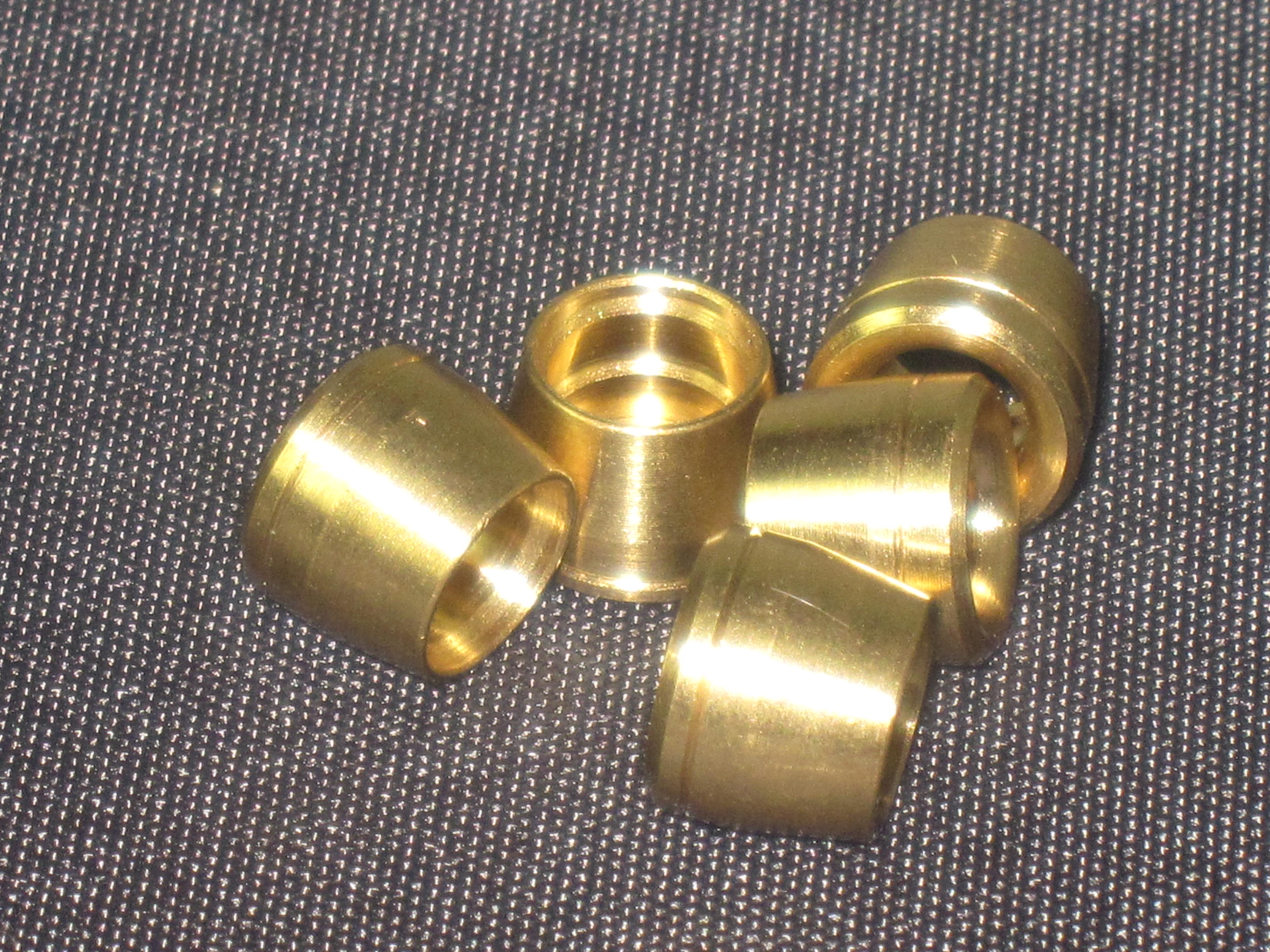 -2 REPLACMENT OLIVES (5PC) BRASS